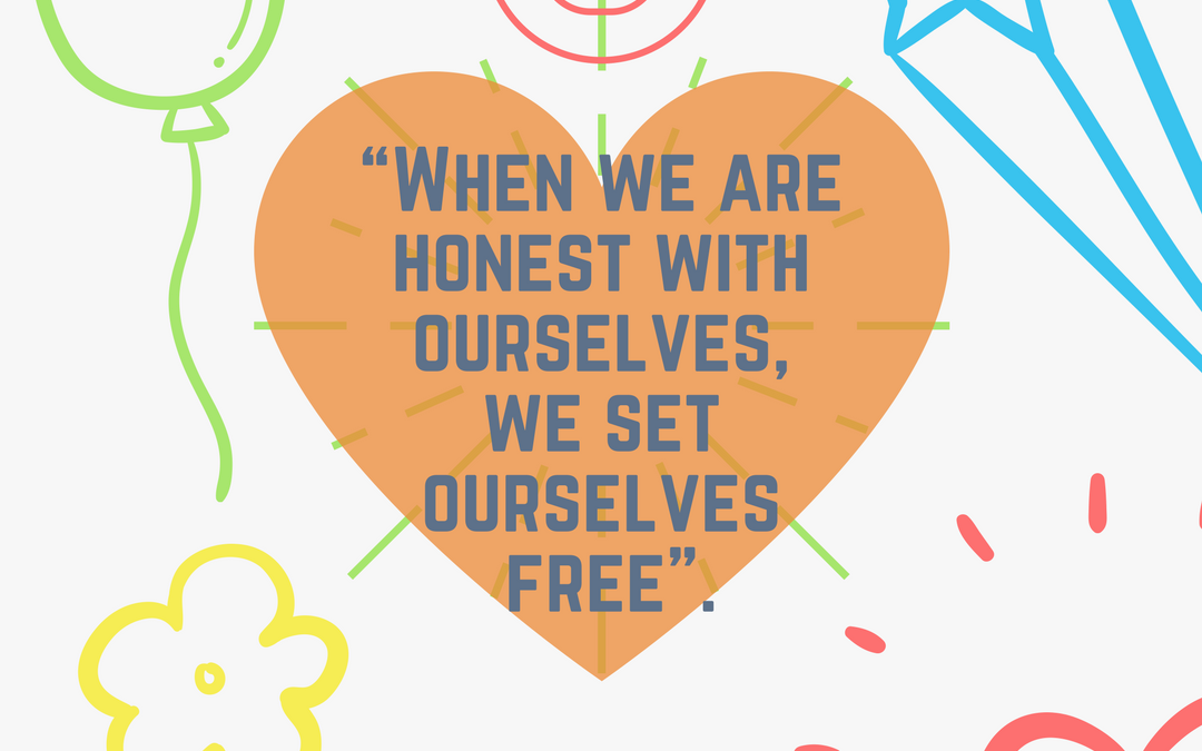 Be Honest With Yourself