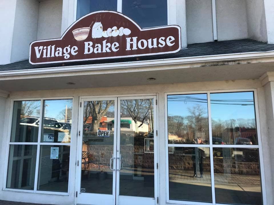 groton restaurant location village bake house.