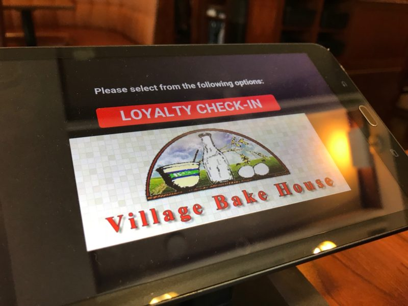 Village Bake House Loyalty Club