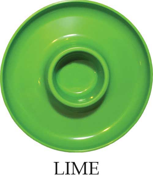 Lime Green Plate