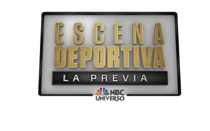 Escena Deportiva, el nuevo programa deportivo para latinos, debutará en NBC UNIVERSO el viernes a las 11 pm hora del este/hora del pacífico