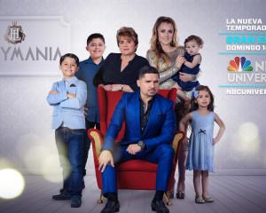 Larry Hernández regresa a NBC UNIVERSO con la cuarta temporada su exitosa serie reality Larrymanía