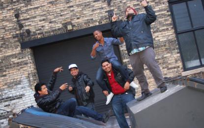 Entrevista Exclusiva con Los Tribaleroz