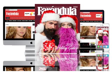 Farandula latino magazine