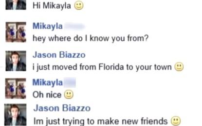 Conoció a una Persona en Facebook y no Sabía lo que le Esperaba