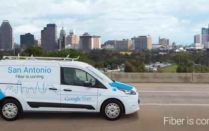 Google Fiber llega a San Antonio para dar a los residentes de la ciudad acceso al Internet de la más alta velocidad