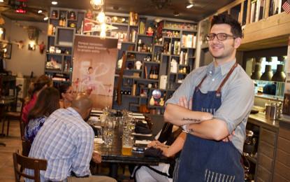 El famoso chef Giorgio Rapicavoli, y la campana milk life Lo Que Nos Hace Fuertes celebran el Mes de la Herencia Hispana, animando a todos a que Brinden con Leche