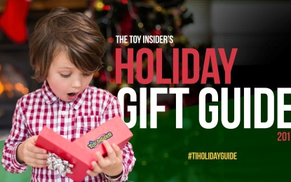 The Toy Insider™ Unwraps 2015 Hottest Holiday Toys with Hot 20, Top Tech 12 and STEM 10 Lists