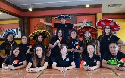 "Lindo Mexico Restaurant Named GROW's 2015 ""Business of the Year"""