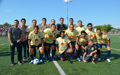 Grand Rapids Soccer Match Celebrates Career of  Cuauhtémoc Blanco