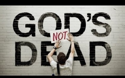 God's Not Dead 2 Will Premier at World Congress of Families IX in Salt Lake City on October 28