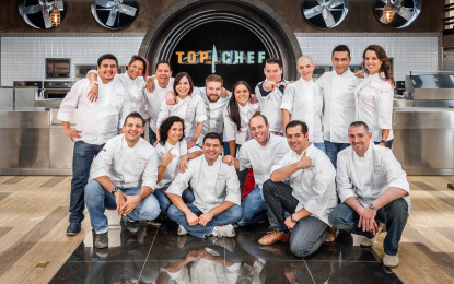 """Meet The 16 Cheftestants Who Compete On The First Season Of """"Top Chef Mexico"""""""