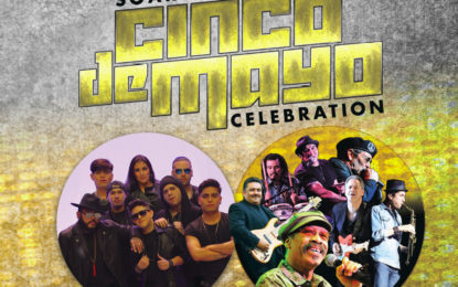 Celebrate 5 de Mayo with A.B Quintanilla and the Kumbia Kings at Soaring Eagle Casino