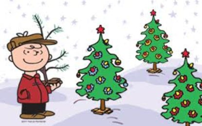 Merry Christmas, Charlie Brown!  New Traveling Exhibition Opening at the  Grand Rapids Public Museum