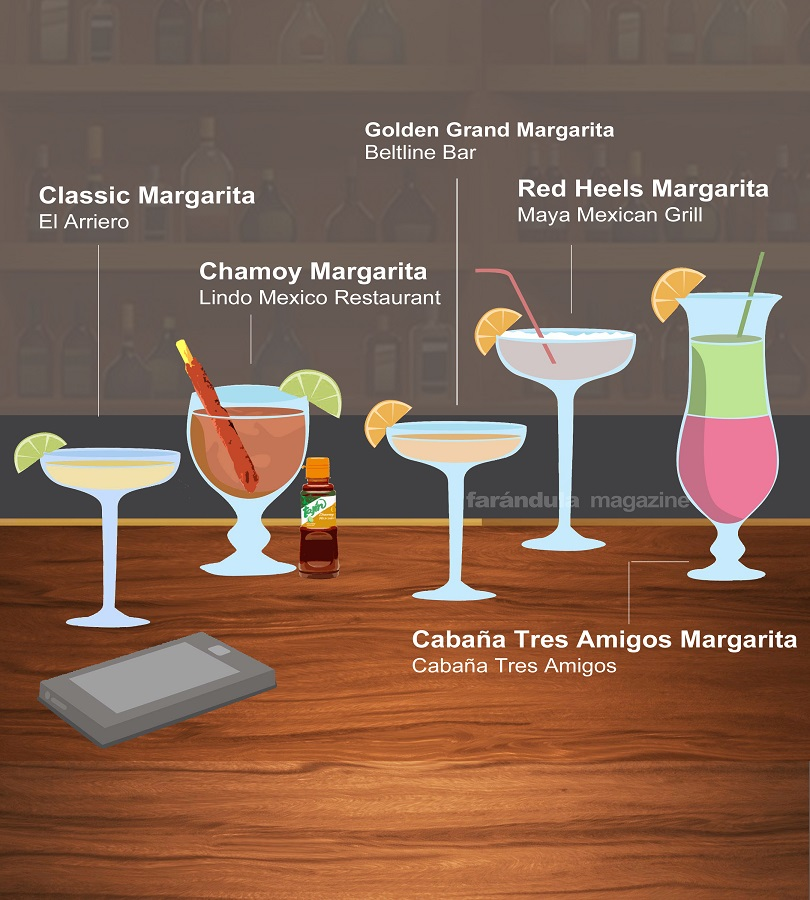 5 Insanely Delicious Margaritas that you Need to Try in Grand Rapids