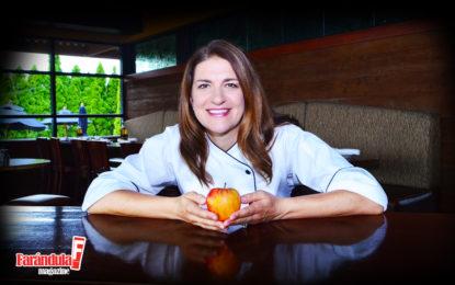 Interview with Chef  Elizabeth Suvedi