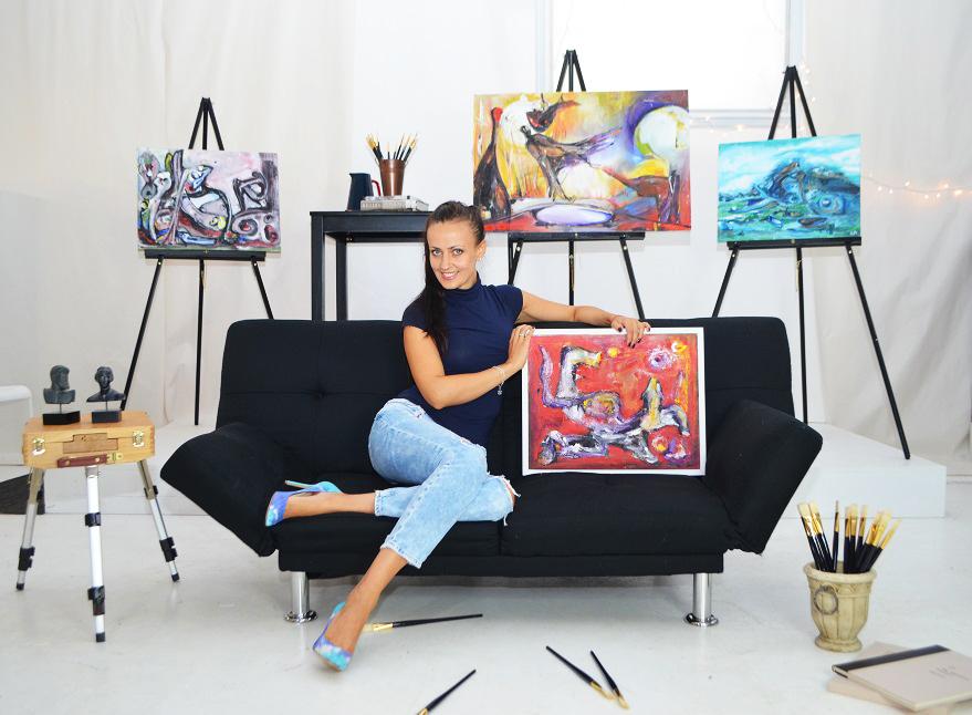 Summer E.A ART by ERA artprize