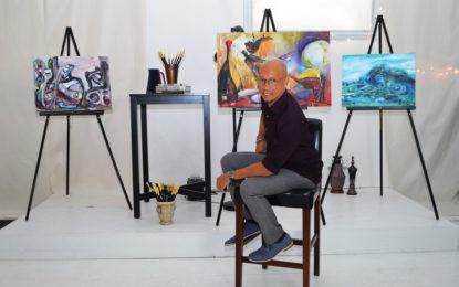 Meet Artist Erick Picardo