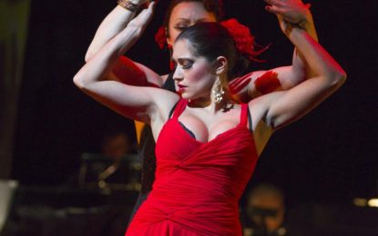 Opera Grand Rapids presents genre-bending tango opera this October