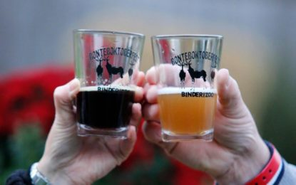 Binder Park Zoo Serves Michigan Brew at 7th Annual BontebOktoberfest