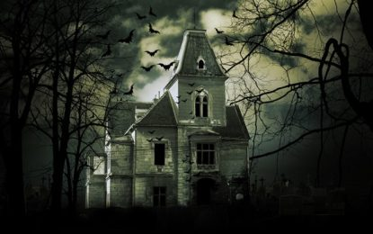 Haunted Houses in West Michigan