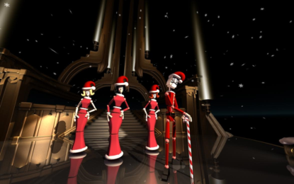 """""""Let it Snow"""" Holiday Show Returns to the Grand Rapids Public Museum's Chaffee Planetarium"""