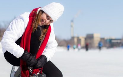 Ice Skating Rinks in West Michigan