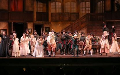 """Opera Grand Rapids' """"The Barber of Seville"""" features Met Opera lead"""