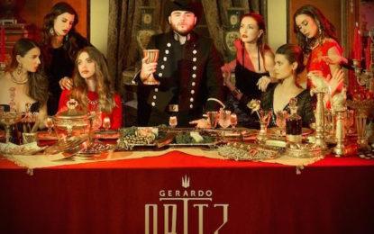 GERARDO ORTIZ' NEW ALBUM, COMERÉ CALLADO VOL.1