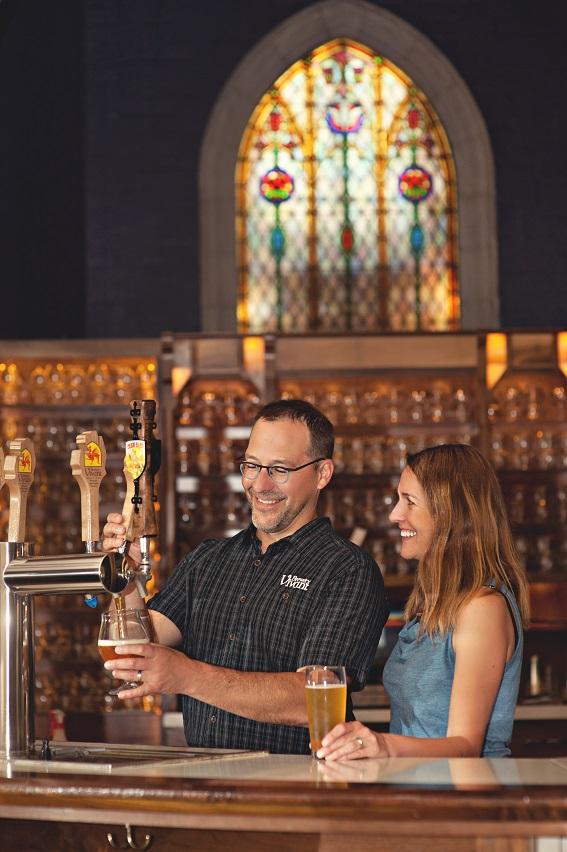 Jason & Kris Spaulding Brewery Vivant