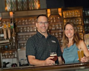 Interview with Jason and Kris Spaulding, Owners of Brewery Vivant