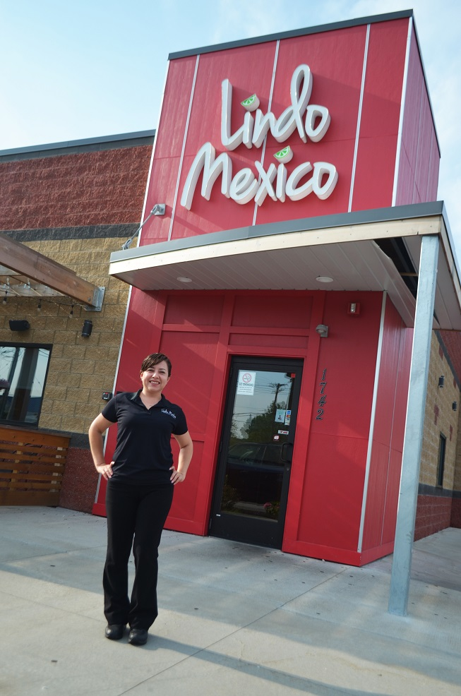 Interview with Gricelda Mata, Owner of  Lindo Mexico  Restaurante