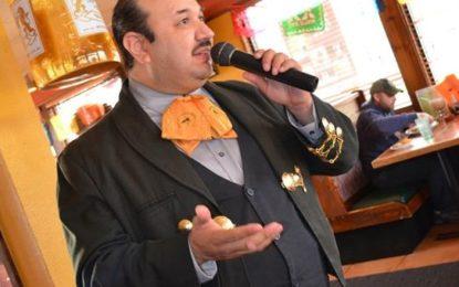 Local Mariachi Singer Gabriel Estrada to Open for Mariachi Vargas De Tecalitlán