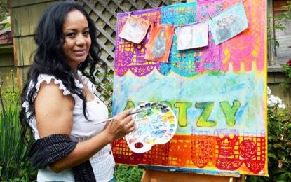 Local Artists: Meet Reyna Garcia