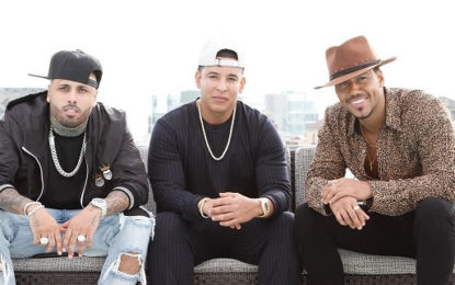 """Romeo Santos Releases New Single """"Bella y Sensual""""  With Daddy Yankee & Nicky Jam"""