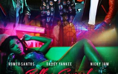 "Romeo Santos, Daddy Yankee & Nicky Jam Release Their Music Video ""BELLA Y SENSUAL"""