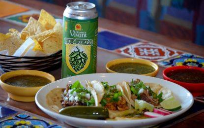 Hopped Up Tacos