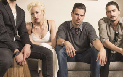 Jenny and the Mexicats Celebrate their 10th Anniversary with a US and Europe Tour