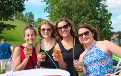 Celebrate Craft Beer at the 13th Annual Michigan Beer and Brat Festival