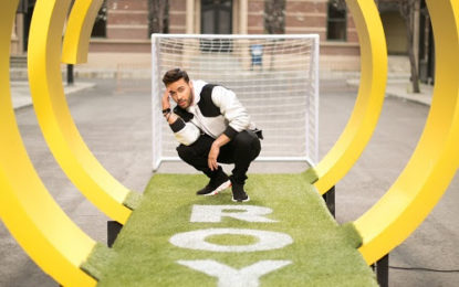 """PRINCE ROYCE Releases The Official Video For  """"90 MINUTOS (FÚTBOL MODE)"""" With CHOCQUIBTOWN An Anthem For The World Cup"""