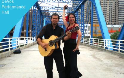 Sean Blackman in Transit presents Tango y Flamenco Fusion at the DeVos Performance Hall