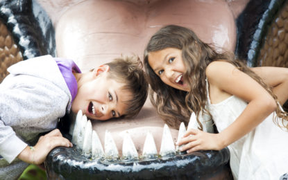 Expedition: Dinosaur and TOYS! Special Exhibitions Opening in Fall at the Grand Rapids Public Museum