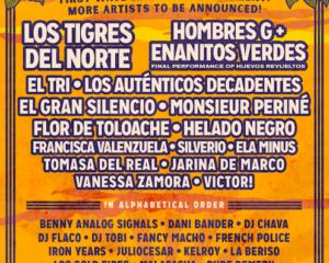 Ruido Fest Announces their 2019 Lineup