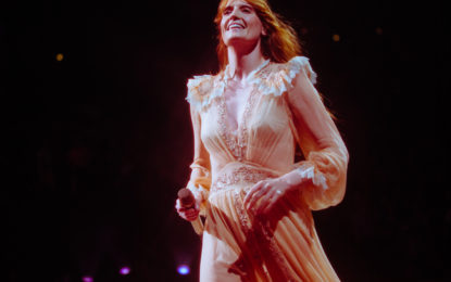 """GAME OF THRONES® Selects Florence + The Machine for only Artist Featured in Season 8, """"JENNY OF OLDSTONES"""" Debuted Tonight During Second Episode"""