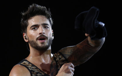 A Reluctant Maluma Finally Finds the Screen Role He's Been Waiting for