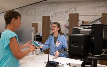 Meijer Pharmacy Gives Away 50 Million Free Prescriptions