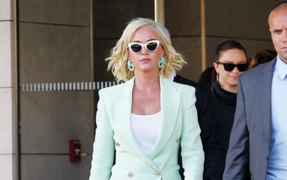 Katy Perry's 'Dark Horse' Case and Its Chilling Effect on Songwriting