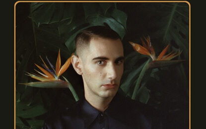 """ALEX ANWANDTER  Receives Nomination For The Latin Grammy Awards 2019  With """"Latinoamericana"""""""