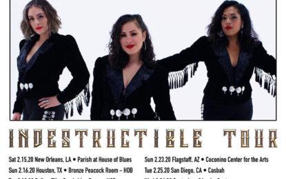 Latin Grammy Winner Flor de Toloache Announce the First North American #INDESTRUCTIBLE World Tour