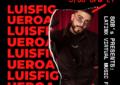 LUIS FIGUEROA encabezará el LATINX VIRTUAL MUSIC FEST presentado por el legendario centro nocturno neoyorkino S.O.B.'s